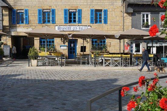 Le Faou, Francia: La Terrasse au couleurs du Faou