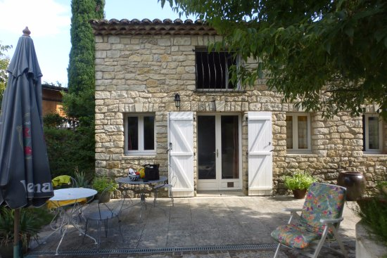 Moulin d'Antelon : One of the houses for rent