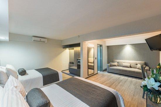 Malibu hotel desde guadalajara m xico for Decoracion de interiores guadalajara