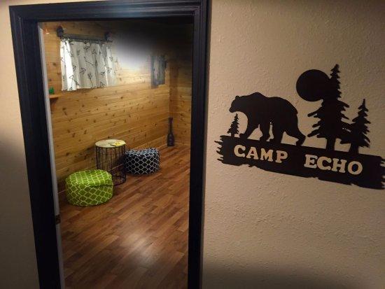 Winter Garden, FL: Camp Echo