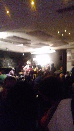 Le Pietri Urban Hotel: Bob Marley night!