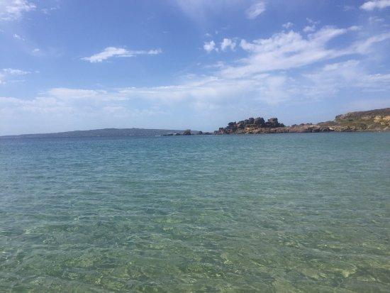 Spiaggia di Portopaglietto: Spettacolare