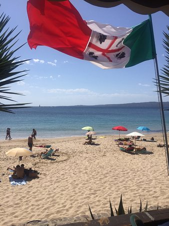 Spiaggia di Portopaglietto: Ultima giornata di mare