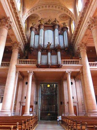 Гебвиллер, Франция: organ