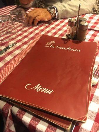 La Fraschetta: photo1.jpg