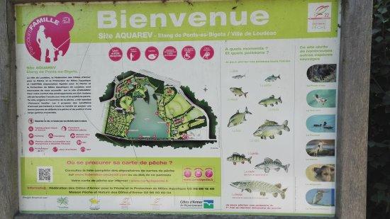 Loudeac, France: Aquarev