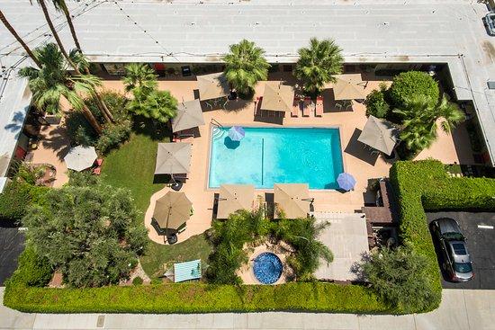 Desert Riviera Hotel: Ariel View