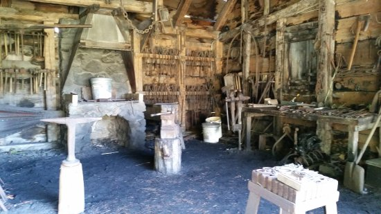 Saugus, MA: Blacksmith Shop