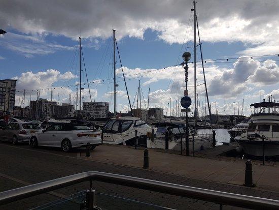 Феликстоу, UK: Ipswich