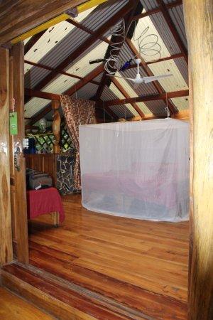 Manzanillo, Costa Rica: mosquito netting