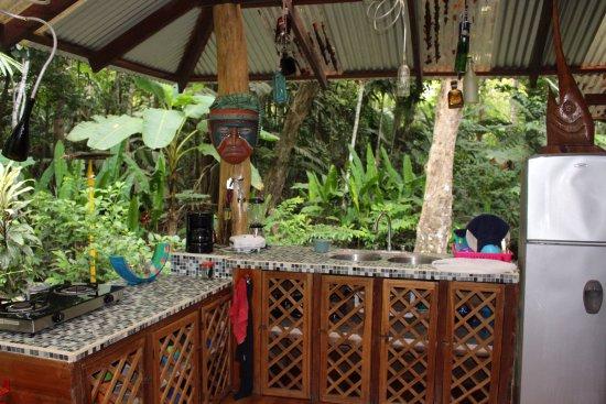 Manzanillo, Costa Rica: kitchen
