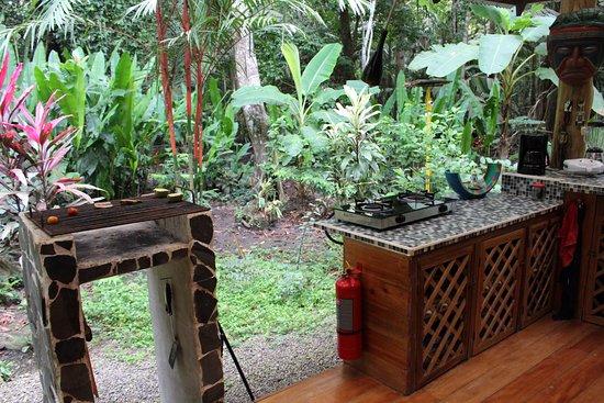 Manzanillo, Κόστα Ρίκα: kitchen