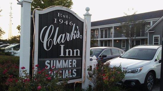 The lovely Clark's Inn