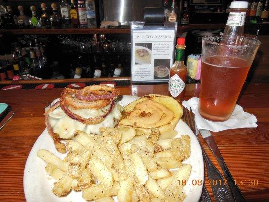 Eufaula, AL: Burger & Fries 2