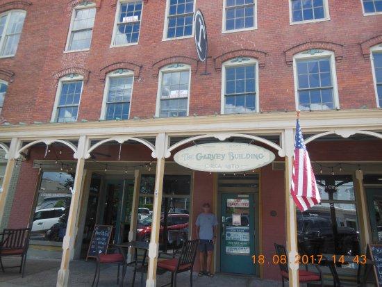 Eufaula, AL: Nice Historic Building