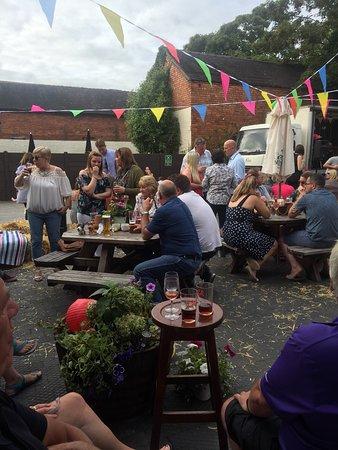 Market Drayton, UK: Red Lion Pub