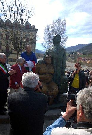 Bettola, Italy: Eccolo scoperto...