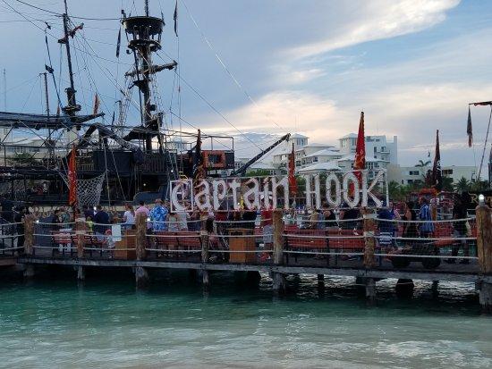 Captain Hook Barco Pirata Pirate Ship: 20170913_181308_large.jpg