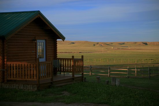 Entrance - Picture of Colorado Cattle Company, New Raymer - Tripadvisor