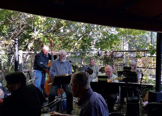 El Gato Azul : The Goodwin Street Gang - Wonderful jazz!