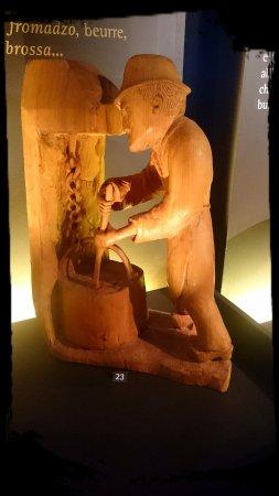 MAV - Museo dell'Artigianato Valdostano di Tradizione: Manufatto - Museo dell'Artigianato Valdostano di Tradizione