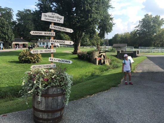Strasburg, Pensilvanya: Visita y Tour a The Amish Village, paisajes preciosos