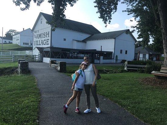Strasburg, Pensylwania: Visita y Tour a The Amish Village, paisajes preciosos