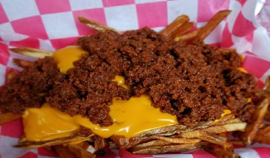 Freeport, Ιλινόις: Chili Cheese Fries