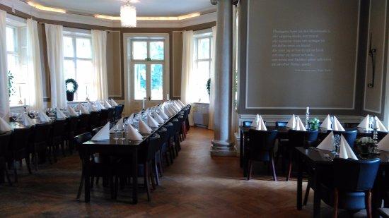 Gävle, İsveç: Matsal/restaurang