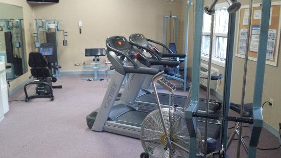 Gilford, NH: Fireside Inn Exercise Room (1 of 2)