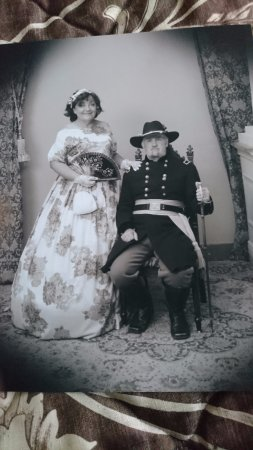 Victorian Photography Studio : The result!!