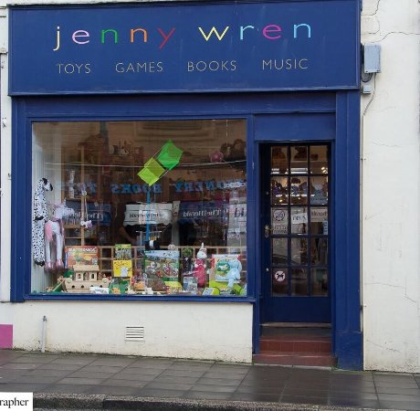 Jenny Wren Toys, Books and Games