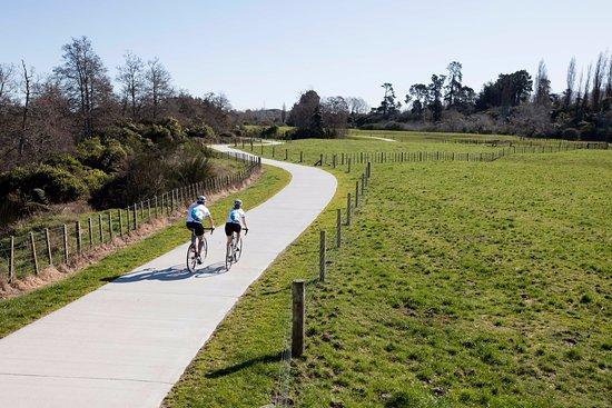Cambridge, نيوزيلندا: The Te Awa Trail 