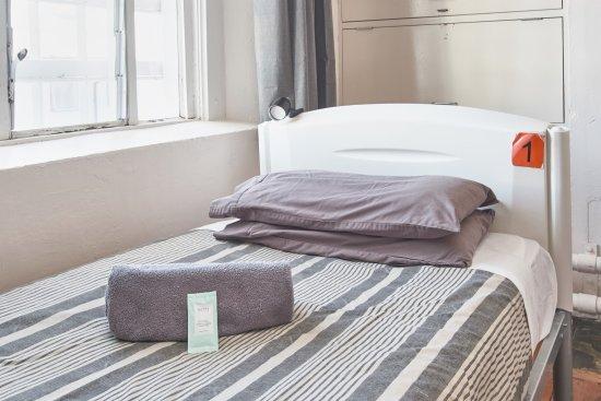 Jailhouse Accommodation: Dorm Bed