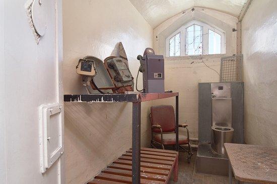 Jailhouse Accommodation: Jail Memorabilia