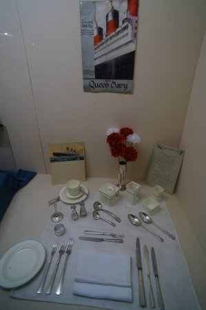 Cobh, Irland: Queen Mary's items