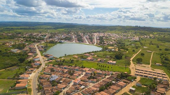 Lagoa de Dentro, PB: Uma cidade aconchegante e hospitaleira.