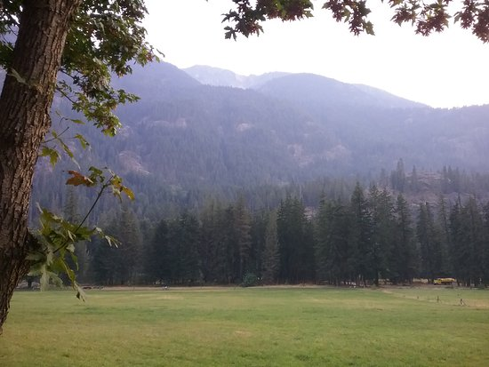 Stehekin Valley Ranch