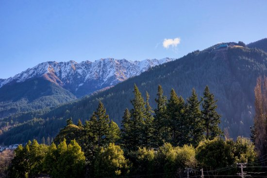 Landscape - Picture of Black Sheep Backpackers, Queenstown - Tripadvisor