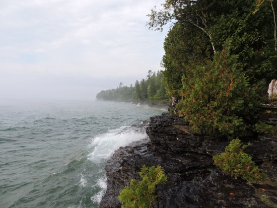 Sturgeon Bay, WI: Shoreline