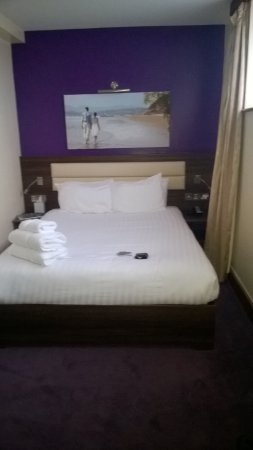Best Western Airlink Hotel London Heathrow: Double Room