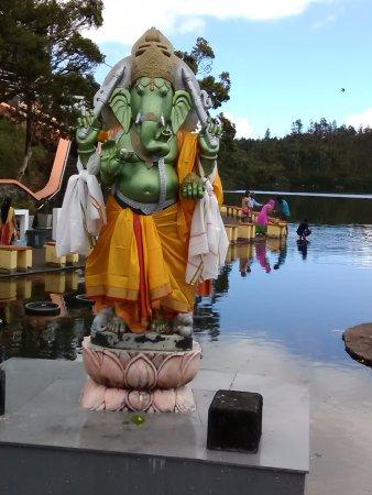 Savanne District : Ganesh Statue