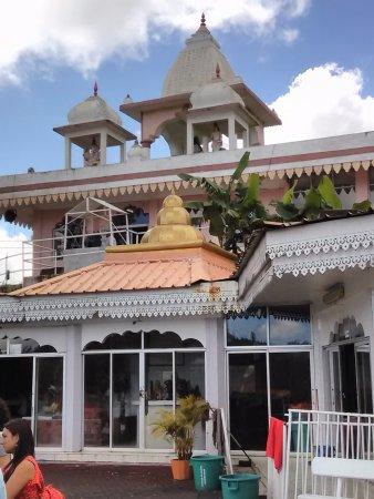 Savanne District : Temple