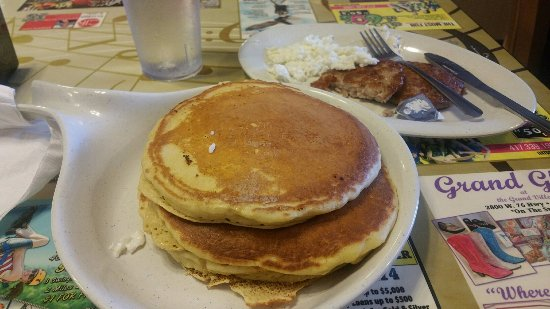 Branson Cafe : Pancakes