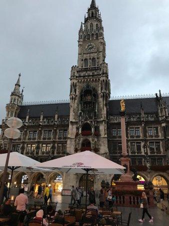 Photo of Marienplatz in Munich, Ba, DE