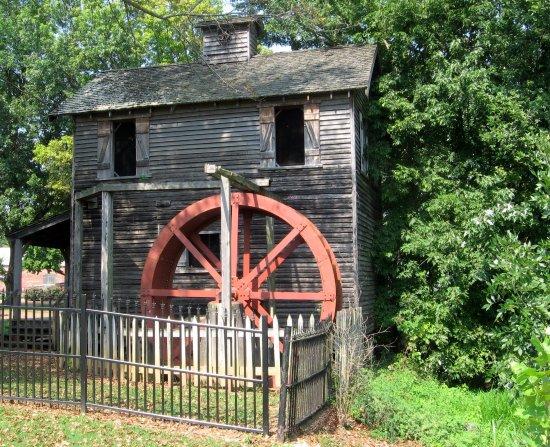 Murfreesboro, TN: Old grist mill.