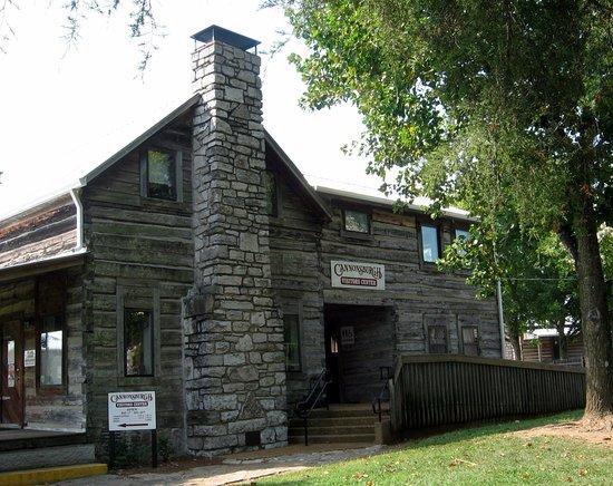 Murfreesboro, TN: Visitors Center.
