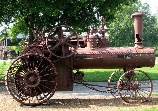 Murfreesboro, TN: On village grounds.