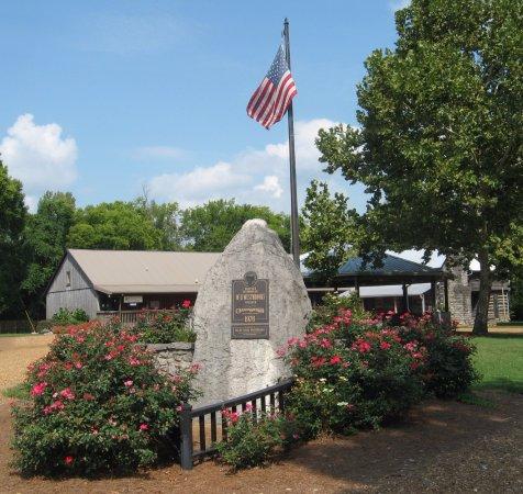 Murfreesboro, Tennessee: Center of village.