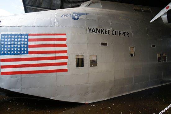 Foynes, Ireland: Yankee Clipper